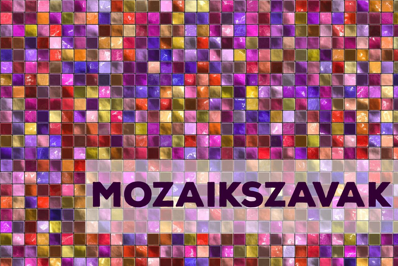 mozaikszók
