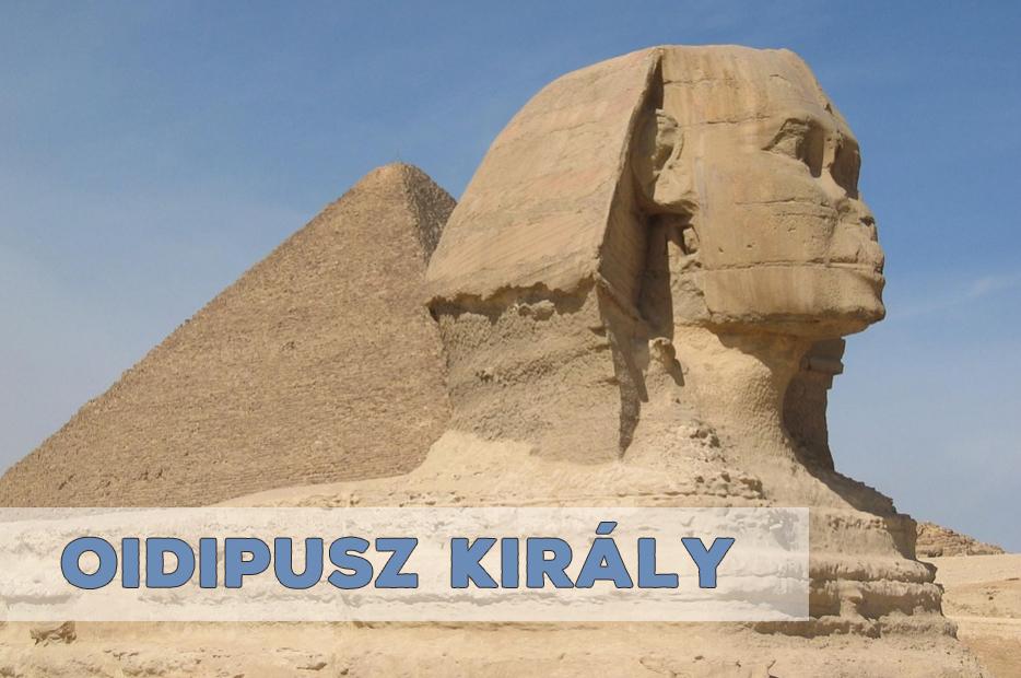 oidipusz király