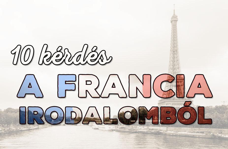 francia_irodalom