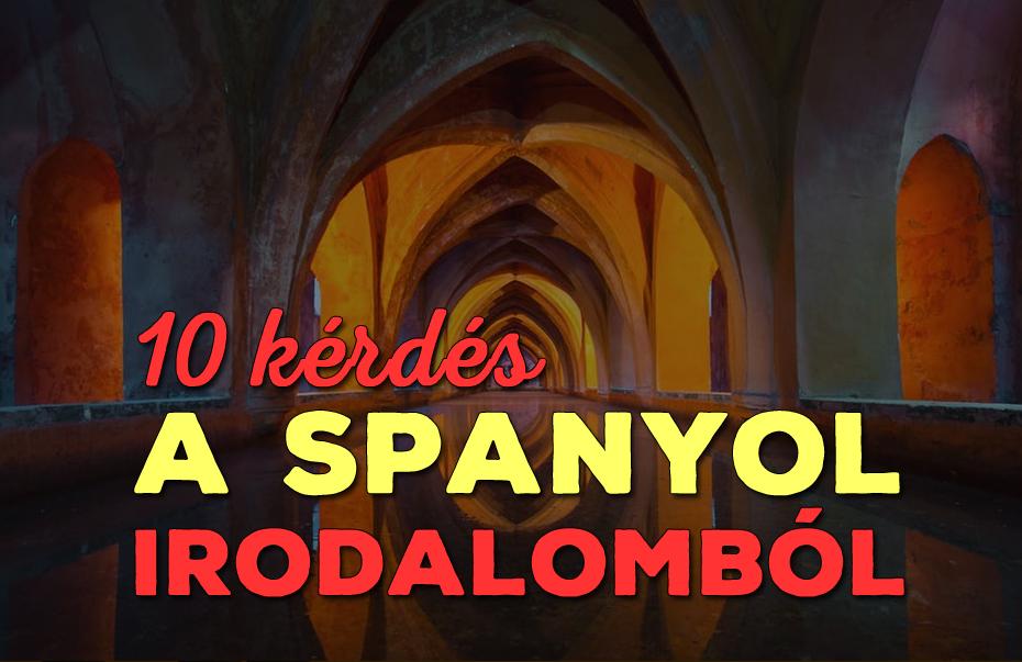 spanyol irodalom