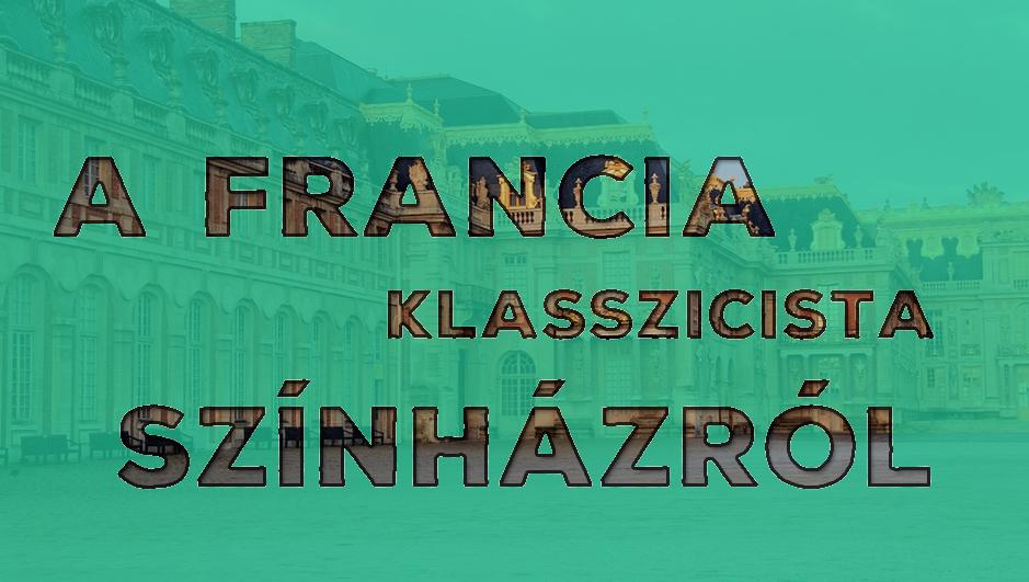 francia klasszicista színház